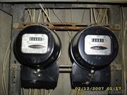 Установка и подключение электросчетчиков и замена счетчиков электроэнергии в Самаре,  установка и замена квартирного электрического счетчика.
