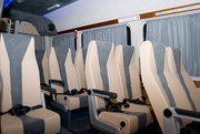 Аренда микроавтобуса с откидными сидениями,  телевизором 8-9277-512-500
