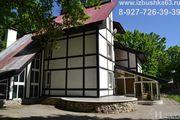 Компания ИЗБУШКА предлагает коттеджи на  выходные,  праздники в Самаре!
