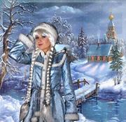 Вызов Деда Мороза со Снегурочкой - работают профессионалы.