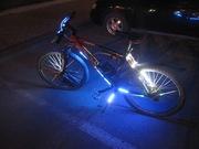Продаю велосипед с подсведкой
