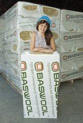сухие смеси ,  базальтовый утеплитель BASWOOL
