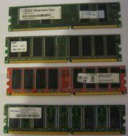 DDR   Kingston/Samsung/Elixir/Radion 128mb