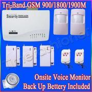 Беспроводная GSM сигнализация