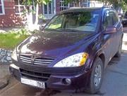 Продам подержанный автомобиль SsangYong Kyron в Самаре