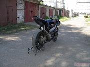Honda CBR 929 RR Титановый гоночный выхлоп и тюнинг