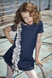 предлагаем  нарядные платья  для  девочек от производителя
