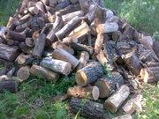 дубовые дрова колотые или цельные