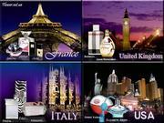 Парфюмерия и косметика известных брендов
