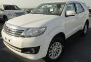 Продаю Toyota Fortuner 2012
