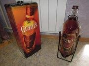 виски Grants 4, 5 л