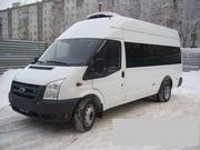 Аренда микроавтобуса Москва - Самара