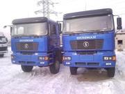 Тягач SHACMAN 6x6  под ОТТС