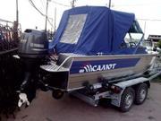 лодка салют-480 новая с ямахой-60