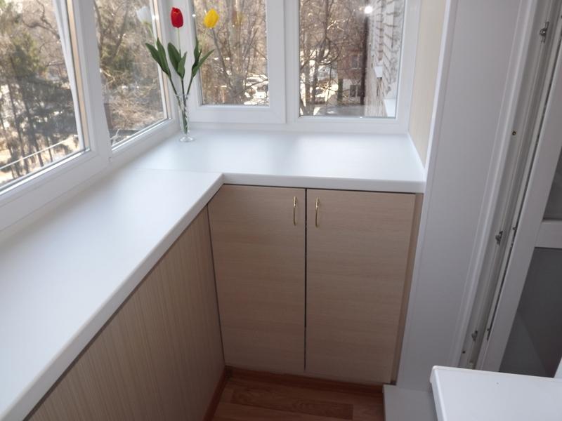 Балкон с выносом - соломенные панели - теплый дом.