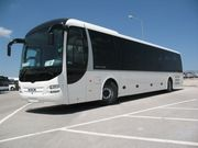 Аренда автобуса в Самаре. Пассажирские перевозки в Самаре.