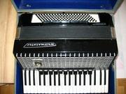 Немецкий аккордеон WELTMEISTER (Stella)