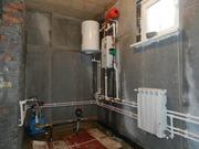 Монтаж и замена систем отопления,  водоснабжения