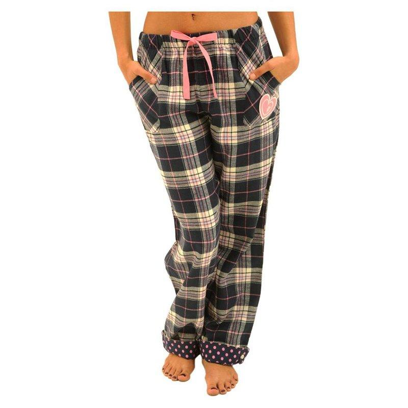 Сшить брюки из фланели
