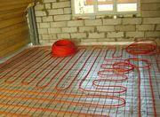 Монтаж систем водоснабжения,  отопления  Rehau.