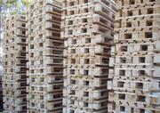 реализуем деревянные поддоны отличного качества