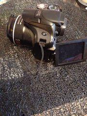 Фотоаппарат полупрофессиональный Кэнон