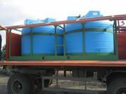 Емкости пластиковые для перевозки воды и других с/х растворов