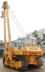 трубоукладчик ЧЕТРА ТГ-222 (г/п 25-30 тонн)