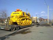Аренда Спецтехники Тралов до 80 тонн