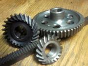 Изготовление шестерен,  зубчатых колес,  вал-шестерней в Самаре