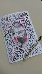 Ажурные приглашения на свадьбу,  поздравительные открытки. На заказ