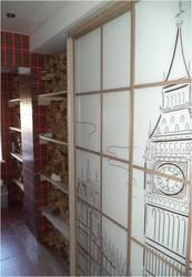 Встроенные шкафы-купе на заказ в Самаре