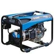 Дизельный генератор (б/у). Sdmo diesel 6000