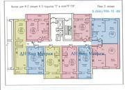 ЖК Париж дом 2 секция 5 квартира студия 30, 6 кв.м.