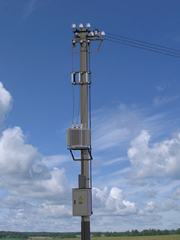 Столбовая КТП столбовые 25-100ква