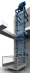 Консольный подъемник - соотношение низкой цены и высокого качества!