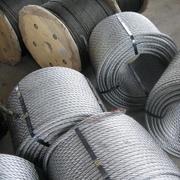 Канат стальной ГОСТ 3062 80 ф 0, 65 - 11, 5 мм для растяжки и такелажа