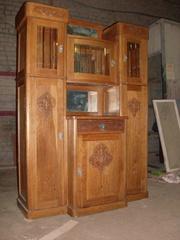 реставрация и ремонт деревянных изделий