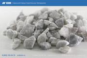 Щебень мраморный от Уральского Завода Строительных Материалов