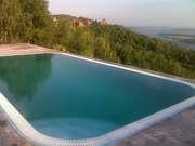 Изготовление бассейнов из полипропилена,  фонтаны,  СПА,  павильоны.