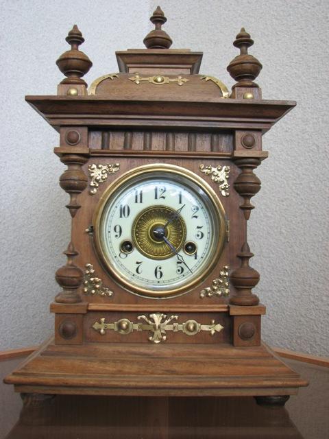 Настольные часов своими руками фото